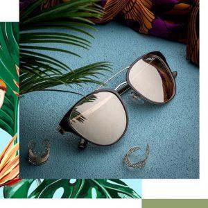 c1b23d97a3 La marca de anteojos Vogue nació en la década del '70 de la prestigiosa  revista de moda del mismo nombre, ícono y formadora de tendencias en el  mundo de la ...