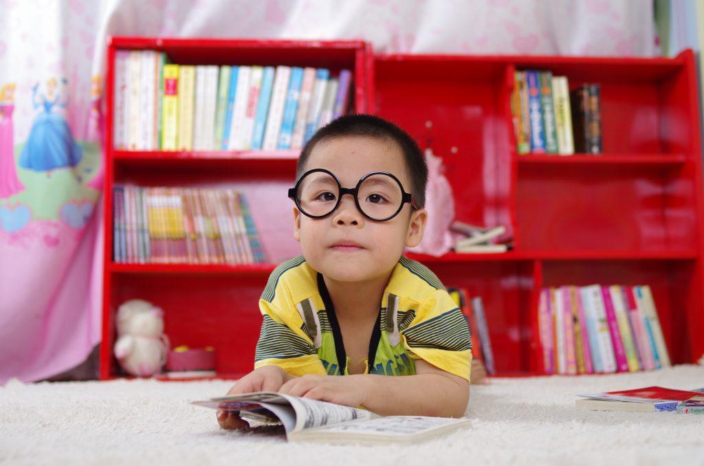 La importancia de los anteojos para niños