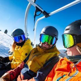Antiparras de esquí en Nueva Visión Ópticas